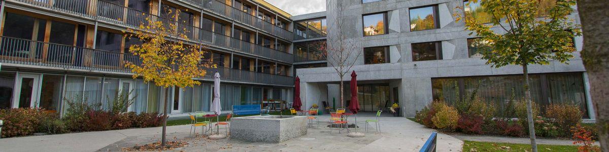 Evangelisches Pflege- und Altersheim Thusis cover