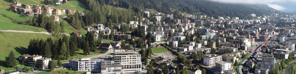 Spital Davos AG cover