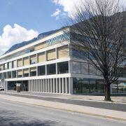 Somedia Medienhaus in Chur