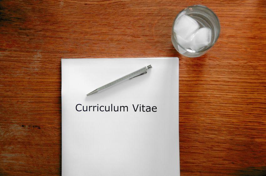Der Lebenslauf oder auch Curriculum Vitae