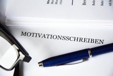 Bewerbungsschreiben und Motivationsschreiben